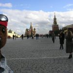 Bearsac in Red Square