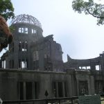 Bearsac by Gembaku Dome, Hiroshima