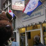 Photo of Bearsac outside a shop