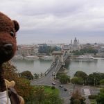 Bearsac with The Chain Bridge in background