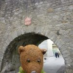 Bearsac under the Spanish Arch