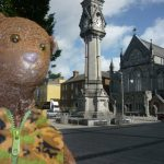 Bearsac beside Limerick Clock Tower